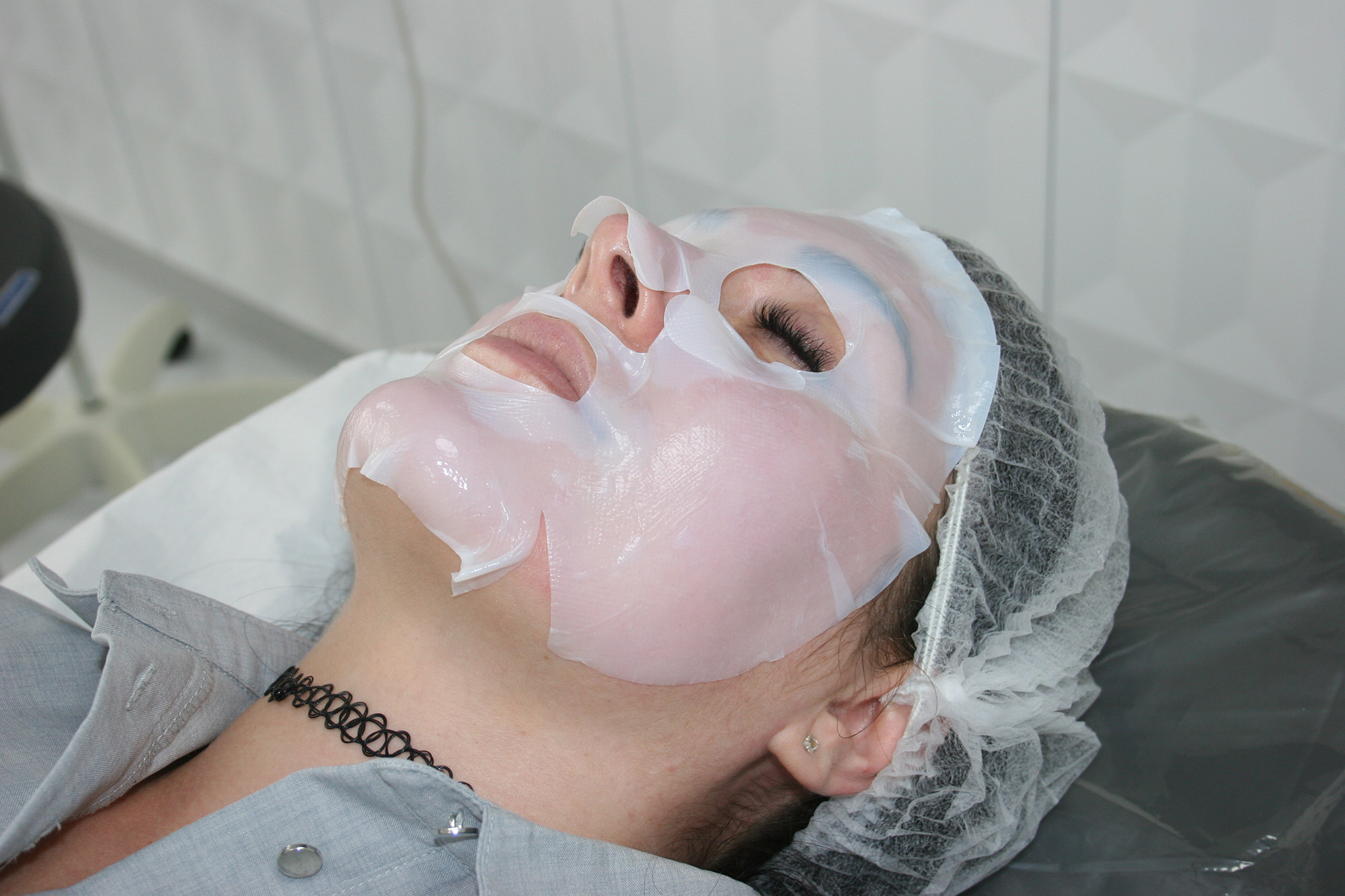 dermatude treatment closeup